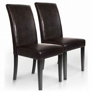 chaises cuir salle a manger le monde de lea With salle À manger contemporaine avec chaises cuir marron salle manger