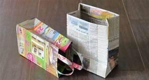 Upcycling Ideen Papier : geschenkt ten aus altpapier basteln nutzlose prospekte mit neuer bestimmung papier taschen ~ Eleganceandgraceweddings.com Haus und Dekorationen
