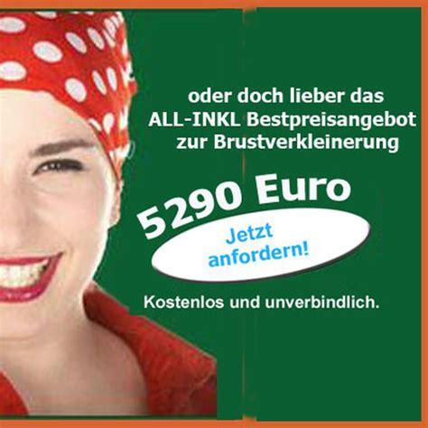 Brustverkleinerung Schweiz