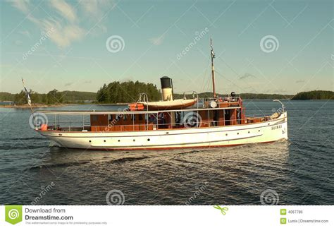 Steam Boat Old by Old Steamboat Royalty Free Stock Image Image 4067786