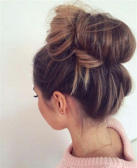 17 best ideas about cute messy buns on pinterest cute