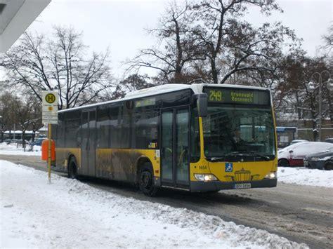 bahnhof zoologischer garten berlin mercedes o 530 ii citaro facelift auf der linie 249 nach grunewald roseneck am s u