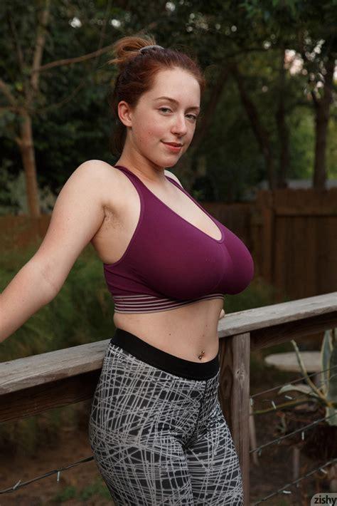 Kelsey Berneray Big Passions for Zishy - Curvy Erotic