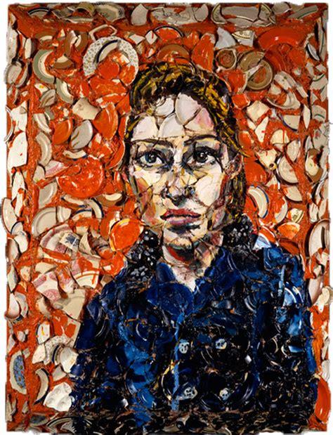 julian schnabel plate portraits