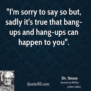 Im Sorry Quotes That Say. QuotesGram