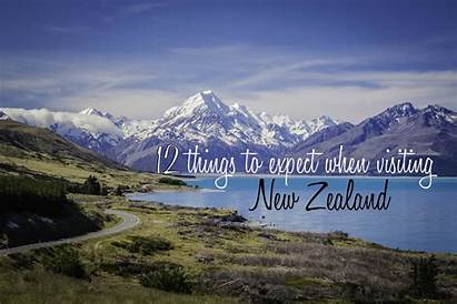 Zealand Visiting Things Expect Queenstown Away Land