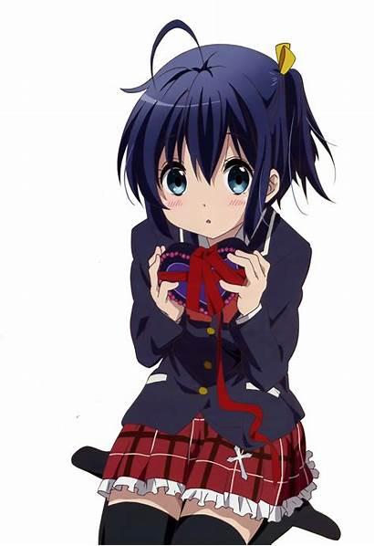 Anime Chunibyo Rikka Valentines Delusions Transparent Manga