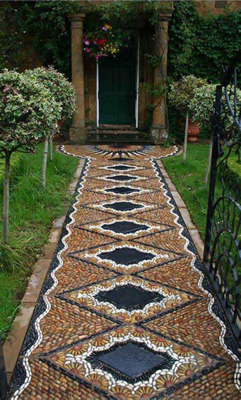 inspiring ideas   charming garden path amazing