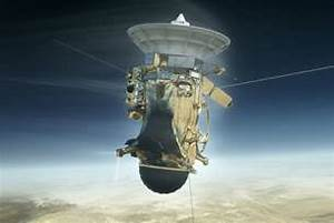 Cassini spacecraft plunges into Saturn, ends 20-year ...