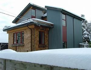 Roosevelt Residence - Modern Exterior with Cedar, Hardi