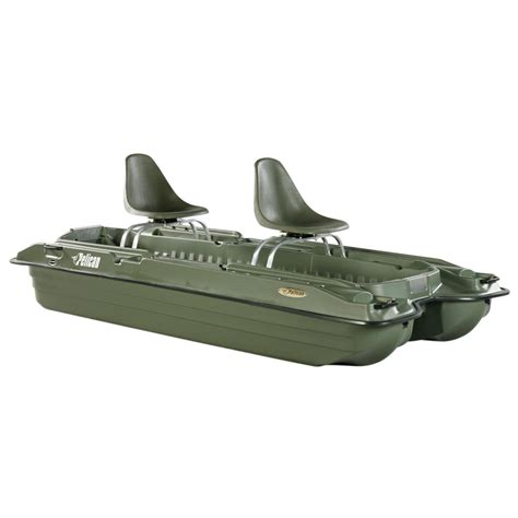 Pelican Boats by Pelican 174 Bass 10 Bass Boat 124713 Small Craft