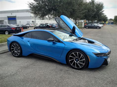 Bmw I8 Could Go Fully Electric