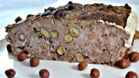 recette cuisine baeckoff terrine de gibier chassons