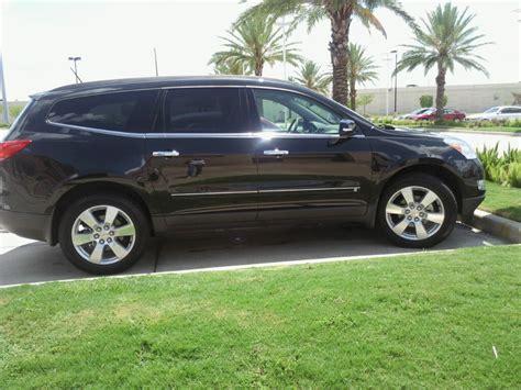 2009 Chevrolet Traverse Information And Photos Momentcar
