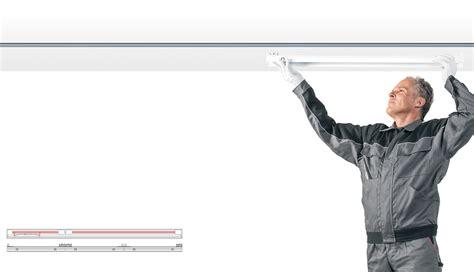balken abschleifen werkzeug led lichtband slotlight infinity zumtobel