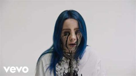 "Billie Eilish Reveals Official Video For ""when The Party's"