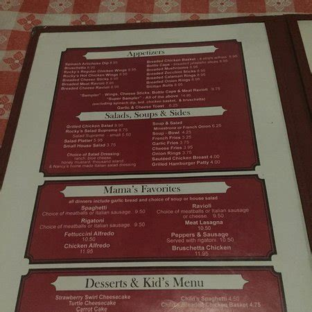 Pizza place in hot springs, arkansas. Rocky's Corner, Hot Springs - Menu, Prices & Restaurant ...