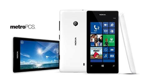 phones from metro pcs metropcs lumia 521 is the to receive windows phone