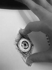 Interactive Drawings   Eye, Surrealism and Eye drawings