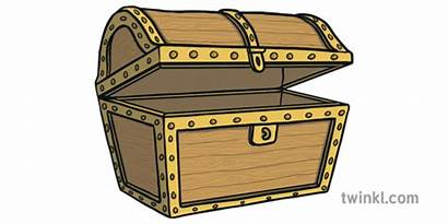 Treasure Chest Empty Clipart Twinkl Display Clip