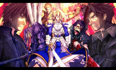next fate anime series fate zero hd wallpaper and background 2000x1200