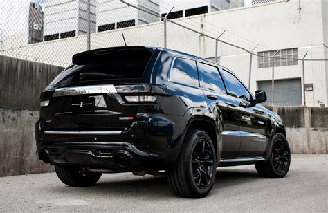 jeep grand cherokee modified customized jeep grand cherokee srt8 exclusive motoring