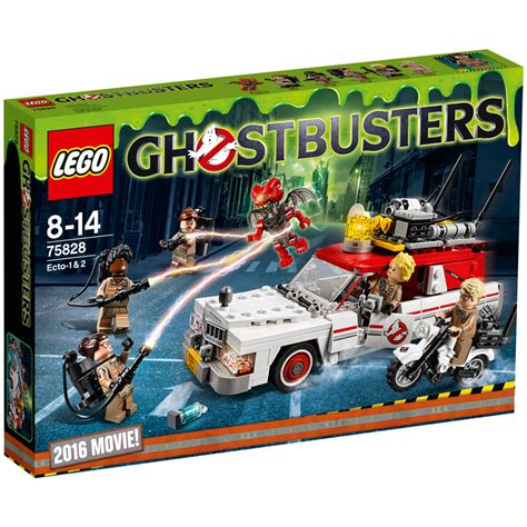 siege minecraft ghostbusters 2016 ecto 1 2 from lego wwsm
