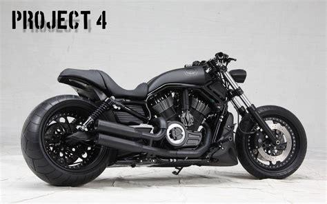 Harley Davidson V Rod Muscle Wallpapers