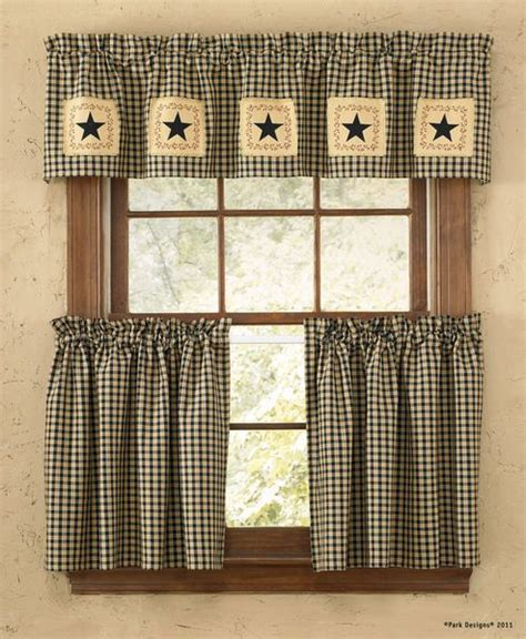 how to make cafe curtains for your home goldenfingers