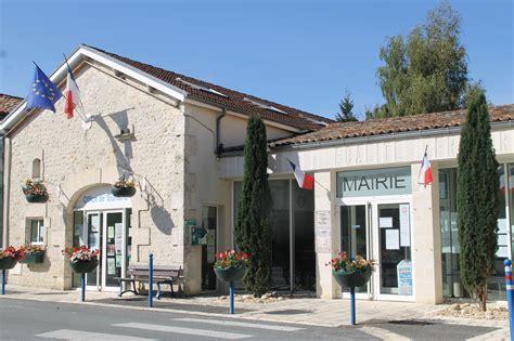 mairie de la chambre mairie de brossac