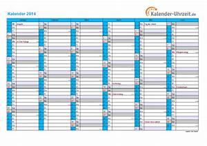 Kalender Zum Ausdrucken 2016 : 2014 us page 2 autos post ~ Whattoseeinmadrid.com Haus und Dekorationen
