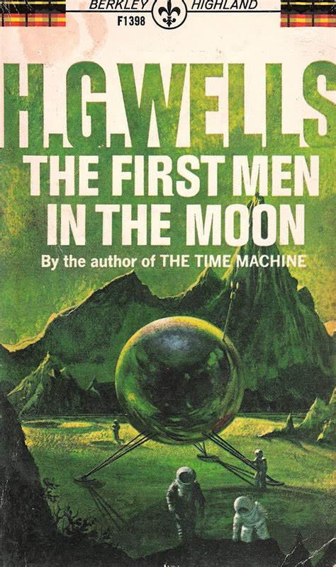 Pamphlets Of Destiny The First Men In The Moon