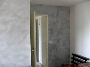 lenduit a la chaux met en beaute un interieur moderne With enduit a la chaux interieur