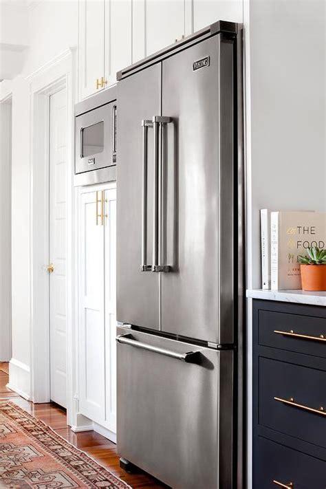 kilim runner pantry cabinets framing viking fridge to microwave
