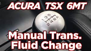 How To  Acura Tsx 6