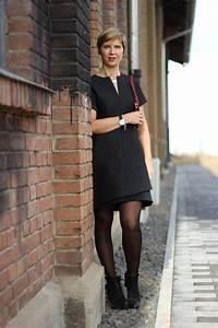 Welche Strumpfhose Zum Schwarzen Kleid : ein alltime favorite das kleine schwarze styling f r den winter ~ Eleganceandgraceweddings.com Haus und Dekorationen