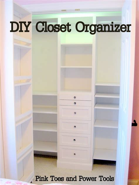 Do It Yourself Closet Organization Ideas by Closet How To Build Closet Shelves For Bedroom Storage