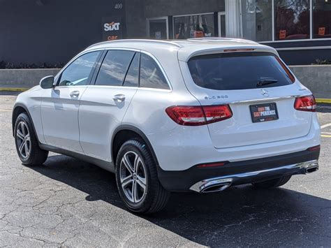 Then browse inventory or schedule a test drive. Pre-Owned 2019 Mercedes-Benz GLC GLC 300 AWD 4MATIC Sport Utility