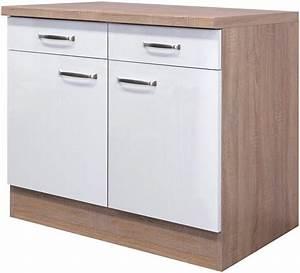 Küchenunterschrank Mit Schubladen 100 Cm : k chenunterschrank florenz breite 100 cm kaufen otto ~ Watch28wear.com Haus und Dekorationen