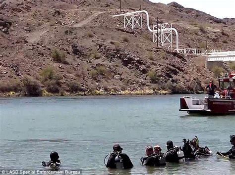Boat Crash Colorado River Victims by Survivors Describe Total Chaos During Colorado River