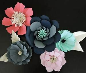 64 easy ways to make diy paper flowers for gorgeous decor
