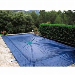 Bache D Hivernage Piscine : bache couverture d 39 hivernage pour piscine enterr jusqu 39 9x5 m achat vente b che ~ Melissatoandfro.com Idées de Décoration