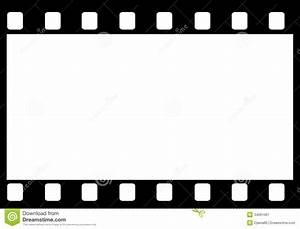 Film Frame Stock Image Image Of Black