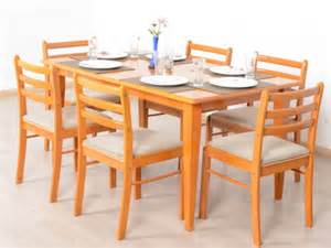 carolina 6 seater dining table set br buy and sell used