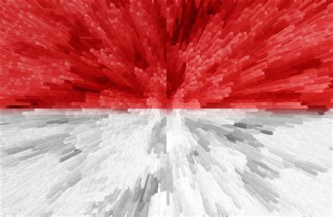 info terbaru abstrak background merah putih keren hd