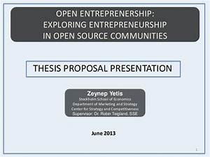dissertation proposal presentation october sky essay doctoral