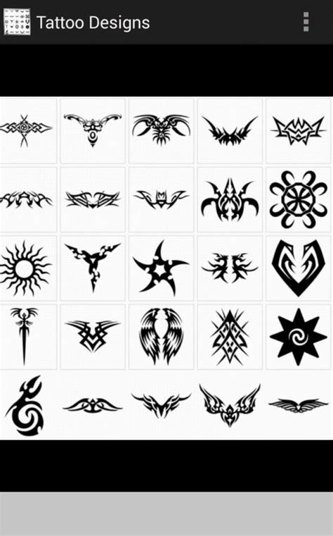 Tattoo Designs - Android Apps on Google Play