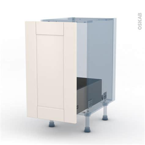 meuble cuisine kit filipen ivoire kit rénovation 18 meuble sous évier 1 porte
