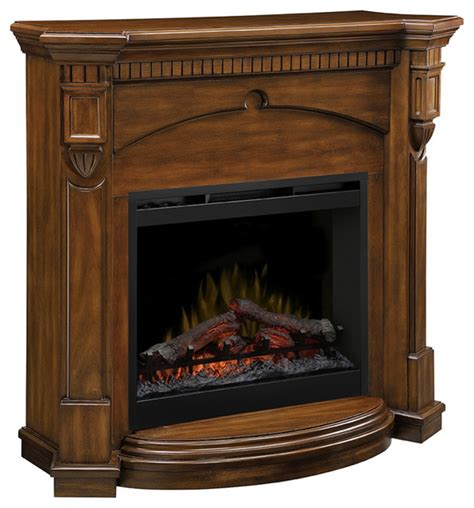 Dimplex Denton Electric Fireplace  Traditional Indoor