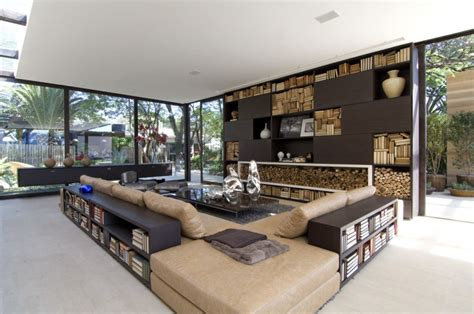 bookshelf with glass living room gorgeous outdoor living room design with cozy